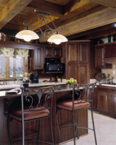 log home interiors 26 - Rogers_kitchdin1