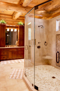 log home interiors Barth-Log-Home-Bath